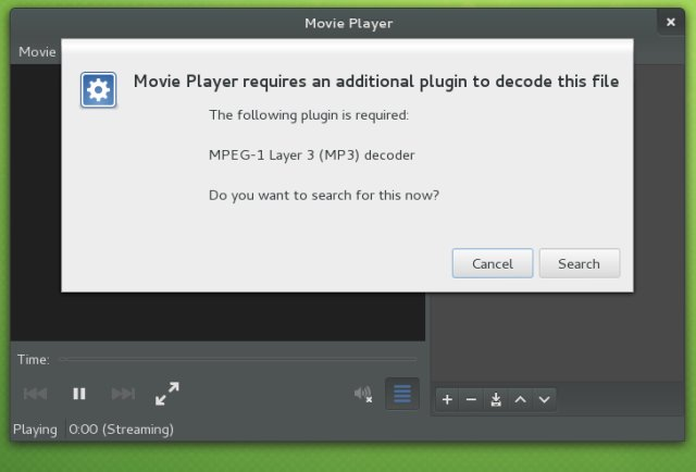 Movie player decoder